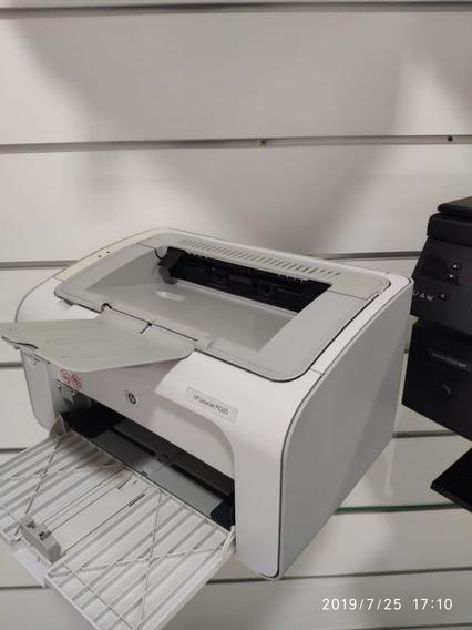 Impressora Hp Laserjet P1005 C/ Toner