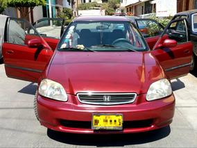 Honda Civic Ferio Sedan 1996