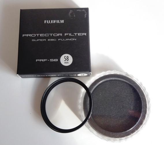 Filtro Protetor Fujifilm Prf-58