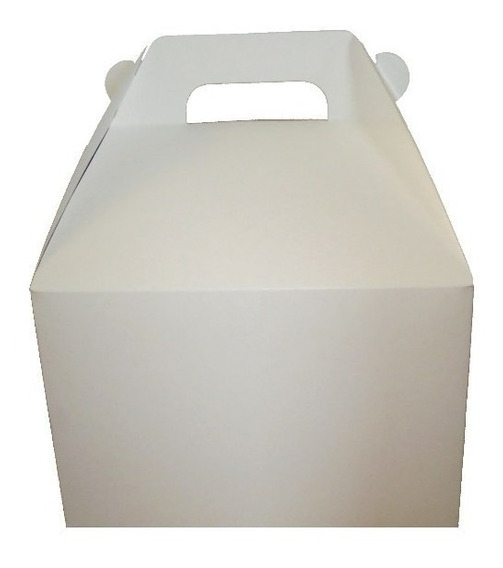 Caixa Para Lanche Sanduiche Lembrancinha 15x14x10 Com 30
