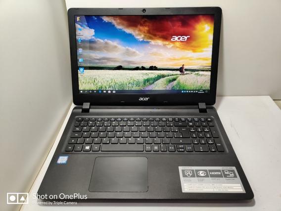 Notebook Acer Es1-572-3562 Core I3 6ºgeração 4gb 1tb Hd