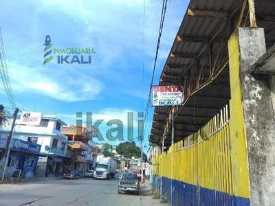 Renta De Bodega, Terreno Comercial En Tuxpan Veracruz. En Excelente Ubicación, Se Encuentra En La Calle 15 De Septiembre #21 De La Colonia Centro Junto A Las Oficinas De Transito Municipal, Por El P
