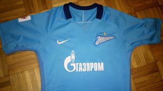 Camiseta Niño Zenit De Rusia (driussi) - Talle 14