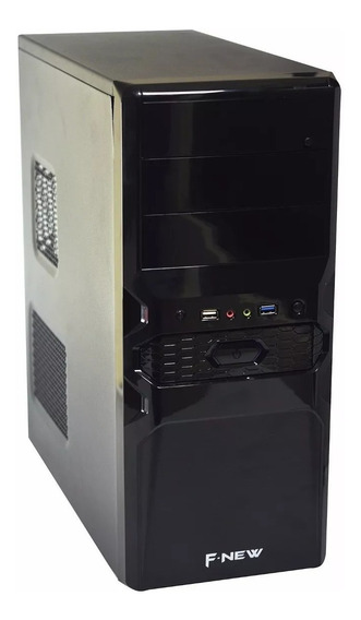 Pc Cpu Desktop Intel Core I5 8gb Ddr3 Hd Ssd 240 + Fonte Real 500w