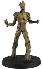 Marvel Movie Eaglemoss # Groot Especial Nº 03