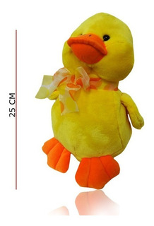 Peluche Pato Parado 25 Cm Phi Phi Toys 3306