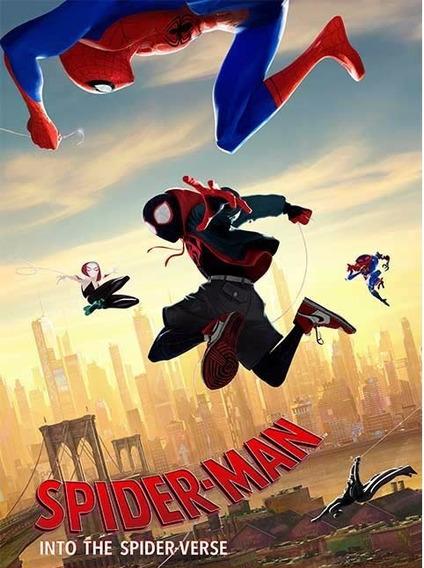 Homem-aranha No Aranhaverso (2018) Dublado