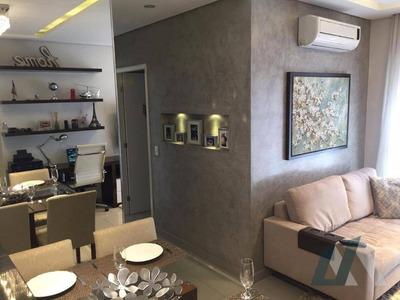 Apartamento Com 2 Dormitórios À Venda, 54 M² Por R$ 290.000 - Condomínio Vista Garden - Sorocaba/sp - Ap1925