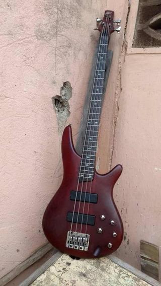 Bajo Soundgear By Ibanez Sr500 Pickups Bartolini Mk1
