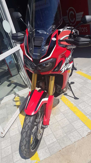 Honda Africa Twin Crf 1000 Dct Automatica