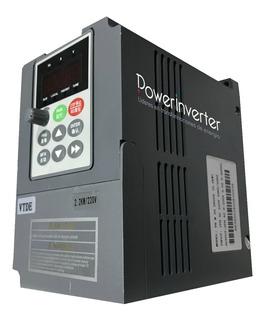Variador Frecuencia -control Velocidad-driver Ac 1500w/220va