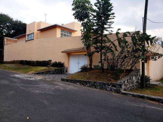 Funcional Casa En Venta, Jardines Del Ajusco