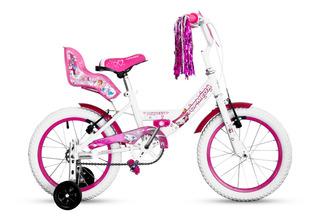 Bicicleta Topmega Princess R16 Nena