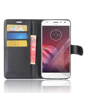 Flip Cover Moto Z2 Play [ Colorcell ]