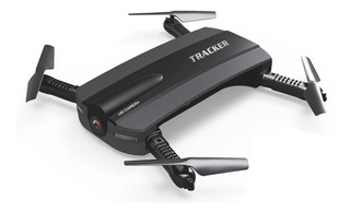 Drone Cuadricóptero Tracker Wifi Hd Fpv Jxd523