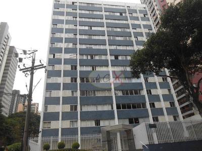 Apartamento Residencial À Venda, Bigorrilho, Curitiba. - Ap0288