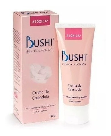 Bushi Crema De Caléndula 100 G