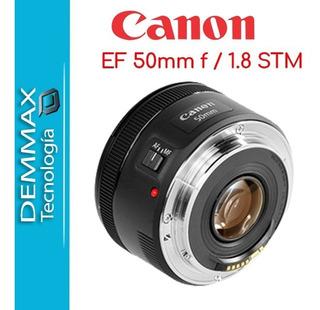 Lente Canon 50mm 1.8 Stm Nuevo Original