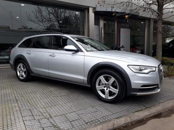 Audi A6 Allroad 2013 3.0 Tfsi Stronic Excelente Estado Nueva