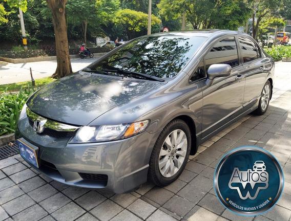 Honda Civic Ex Automatico