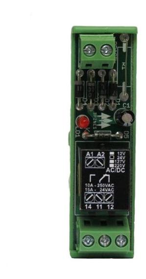 Relé Acoplador Interface 12v, 24v, 127v E 220v ( 50pc )