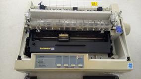 Impressora Matricial Epson Lx-300+ii Com Cabos