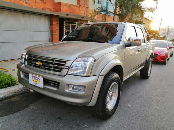 Chevrolet Luv Dmax D.c 2.4 Cc Mecanica Gasolina Modelo 2008
