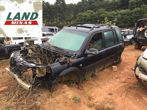 Sucata Land Rover Freelander 2.5 Se Blindada