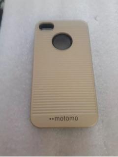 Capa Celular-case-iPhone 4s/4g Motomo-emborrachada-l.498