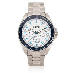 Relógio Masculino Fossil Bq2240 | Aço Inoxxidável