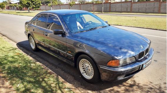 Bmw 540i 96/96 C/62.800 V8 4.4 Km Muito Nova