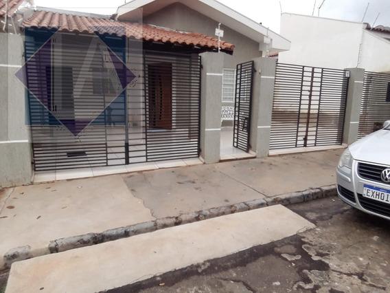 Casa Para Venda, 3 Dormitórios, Paineiras - Ourinhos - 481