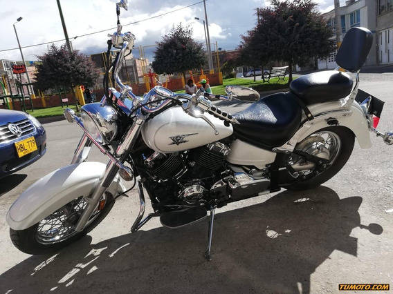 Yamaha V Star Xvs650