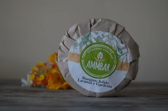 Shampoo Solido Vegano Natural Celiacos (variedad Deseada)