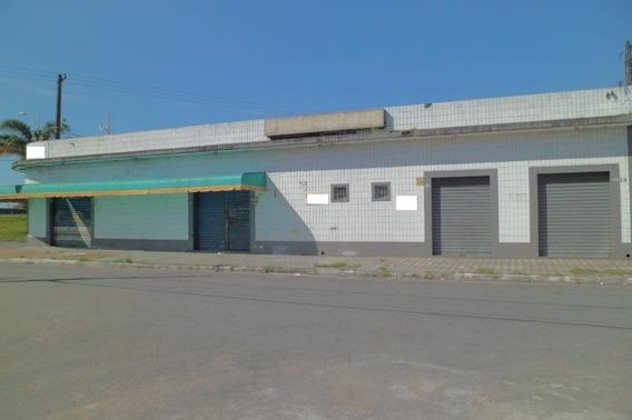 Galpão À Venda, 400 M² Por R$ 650.000 - Campo Da Aviação - Praia Grande/sp - Ga0008