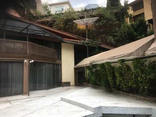 Maravillosa Residencia Para Remodelar En Bosques De Las Lomas