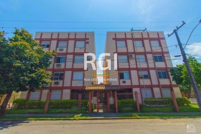 Apartamento Em Scharlau Com 2 Dormitórios - Vr28656