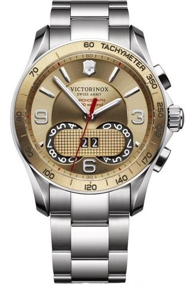 Relógio Victorinox Swiss Army Chrono Classic 241619 Original