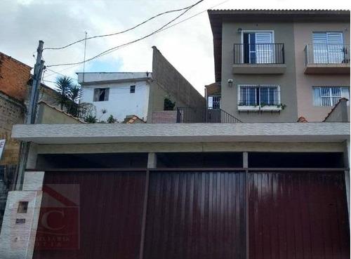 Casa Com 3 Dormitórios À Venda, 200 M² Por R$ 530.000,00 - Jardim Miranda - Cotia/sp - Ca1248