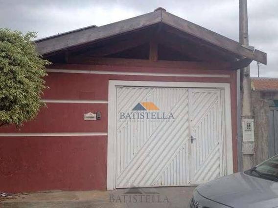 Casa Residencial À Venda, Jardim Lagoa Nova, Limeira. - Ca0262