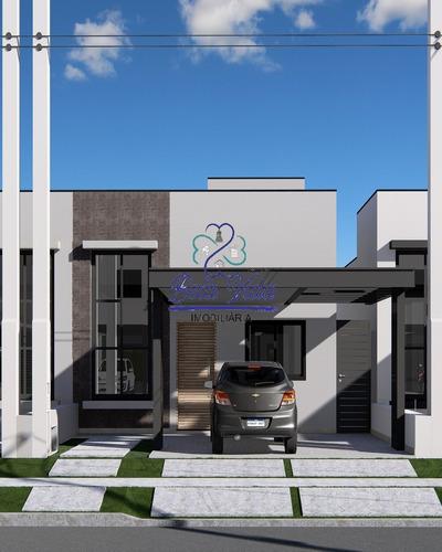 Imagem 1 de 15 de Indaiatuba- Sp, Casa Sobrado Condomínio Private Park Real. Bela Vida Imobiliária - Te01745 - 69420844