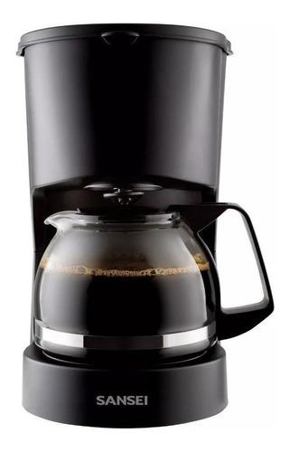 Cafetera Sansei CA1201 negra