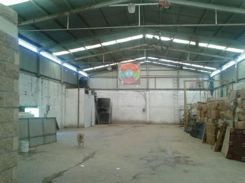 Bodega Industrial En Venta Guadalupe Victoria