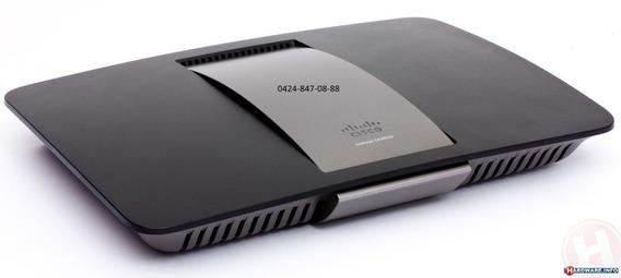 Router Cisco Linsys Ea 6500 Doble Banda Cambio