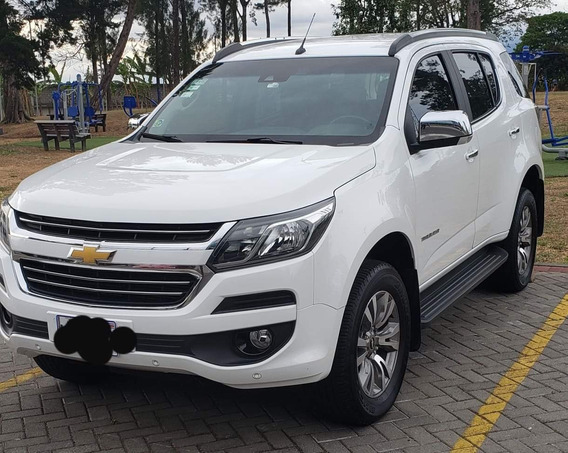 Chevrolet Trailblazer Ltz Full Extras