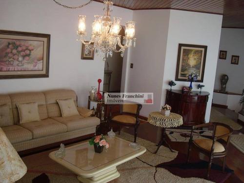Casa À Venda, 428 M² Por R$ 2.500.000,00 - Tremembé - São Paulo/sp - Ca0427