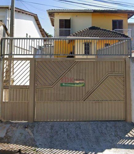 Imagem 1 de 10 de Sobrado Com 3 Dormitórios À Venda, 117 M² Por R$ 562.000 - Jordanópolis - Arujá/sp - So2528