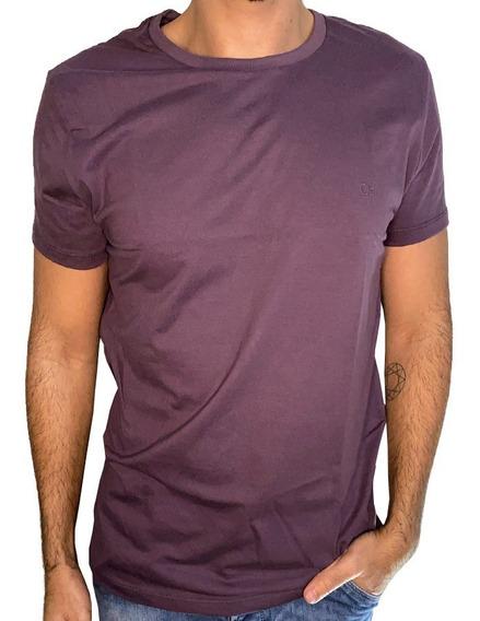 Camiseta Básica Og ( Ogochi) Masculina Lisa Cores Original