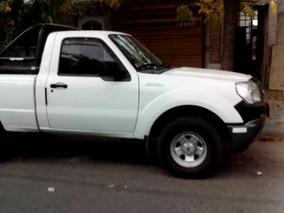 Ford Ranger 2.3 Cs F-truck 4x2 Blanco 2010 98.000 Km Roas