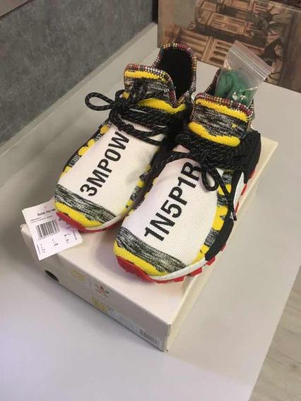 Tenis adidas Hu Pharrell Williams Nmd